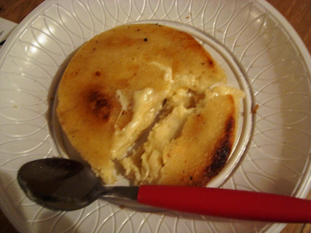 arepa con queso 2