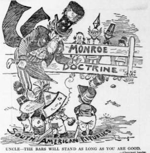 Monroe Doctrine: An Overview – Expat Chronicles