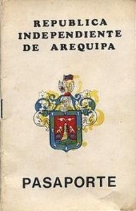 arequipa passport