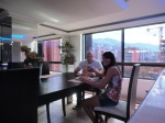 medellin luxury apartment castropol table 4