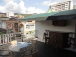 medellin luxury apartment poblado patio 2