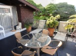 medellin luxury apartment poblado patio 3