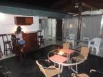 medellin luxury apartment poblado patio night 4