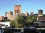 medellin luxury apartment poblado patio view