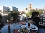 medellin luxury apartment poblado patio