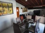 medellin luxury apartment poblado sala table 2