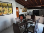 medellin luxury apartment poblado sala table 2