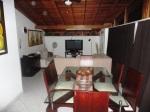 medellin luxury apartment poblado sala table