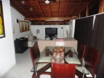 medellin luxury apartment poblado sala table