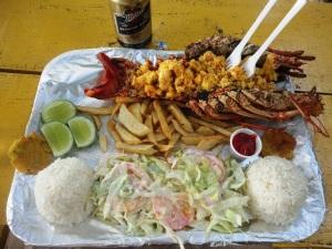 Lobster w/ MGD