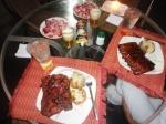 stl ribs dinner medellin