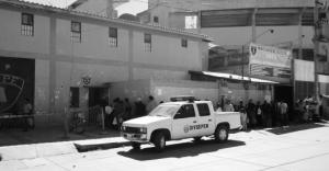 Huaraz prison exterior