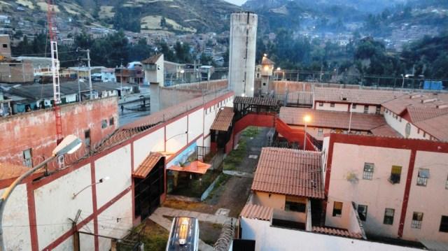 huaraz prison
