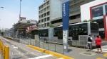 Metropolitano - Colmena station