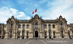 Government Palace in Peru