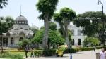 Parque de la Exposicion Gazebo