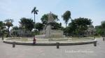 Parque de la Exposicion Lima Statue