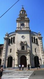 Virgen del Pilar in San Isidro