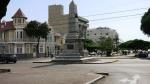 avenida saenz pena barranco lima peru obelisk