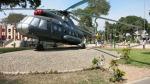 cuartel pueblo libre lima peru helicopter