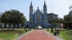 iglesia recoleta cercado lima plaza francia