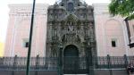 iglesia san agustin cercado lima peru