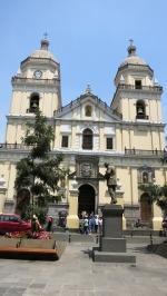 iglesia san pedro cercado lima peru 2
