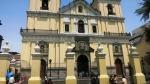 iglesia san pedro cercado lima peru