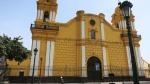 iglesia santa clara cercado lima peru