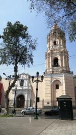 iglesia santo domingo cercado lima peru 2