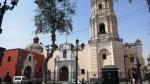 iglesia santo domingo cercado lima peru