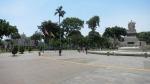 parque exposicion lima peru statue 2
