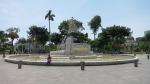 parque exposicion lima peru statue 3