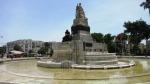 parque exposicion lima peru statue 6