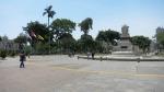 parque exposicion lima peru statue