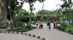 parque mariscal castilla lince lima peru breakdancers