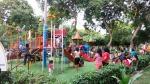parque mariscal castilla lince lima peru infantil