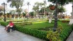 parque municipal barranco lima peru 2