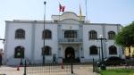 plaza armas surco lima peru municipalidad santiago
