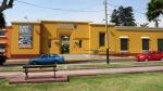 plaza bolivar pueblo libre lima peru museo nacional historia