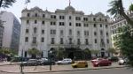 plaza san martin cercado lima hotel bolivar 2