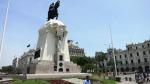 plaza san martin cercado lima peru 3
