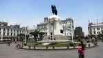 plaza san martin cercado lima peru 5