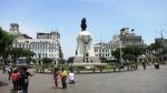 plaza san martin cercado lima peru 6