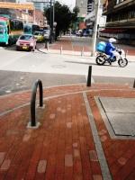 12 carrera 13 bike path bogota colombia