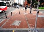 15 carrera 13 bike path bogota colombia