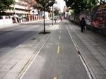 20 carrera 13 bike path bogota colombia