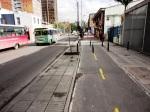 21 carrera 13 bike path bogota colombia