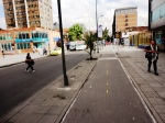 22 carrera 13 bike path bogota colombia