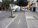 25 carrera 13 bike path bogota colombia